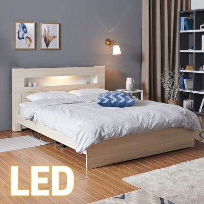 홈쇼핑 LED 침대 Q (라텍스포켓매트) KC199