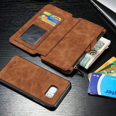 P020 갤럭시S10 5G 2IN1 카드 지갑 가죽 케이스