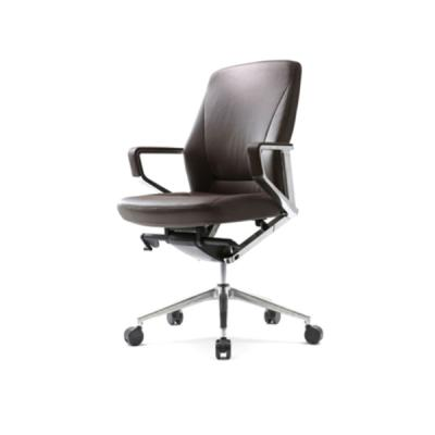 퍼시스 베스토 중역용 천연인조가죽 회의 의자 CH5201