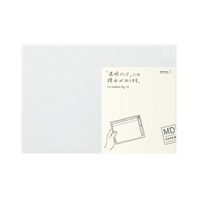 MD notebook Bag PVC A5 가로형