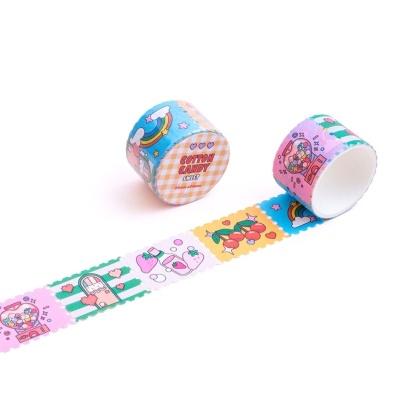 코튼캔디 마스킹 테이프 2color 다꾸 디자인테이프