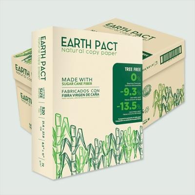 사탕수수 친환경 복사용지 A4 내추럴 1박스 2500매