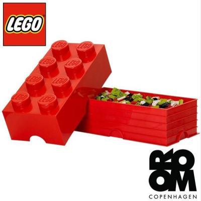 레고 블럭정리함8 레드 40041730