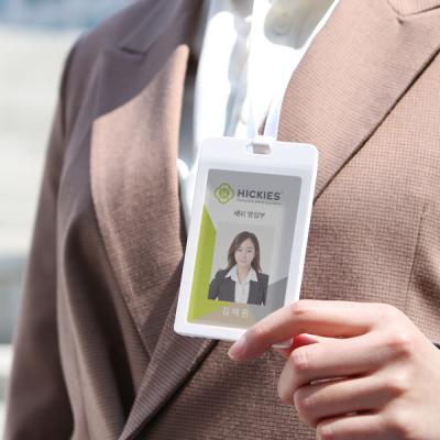 사원증출입증 카드보관 목걸이줄 오피스룩 네임케이스