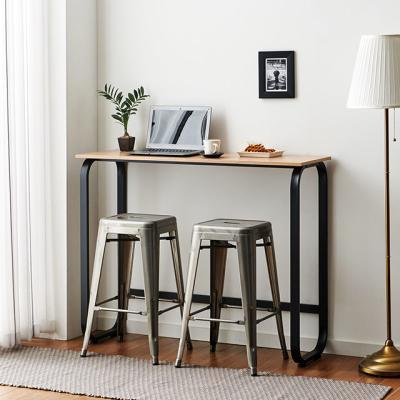 리브 1200 높은 홈바테이블 카페 커피숍 노트북 책상