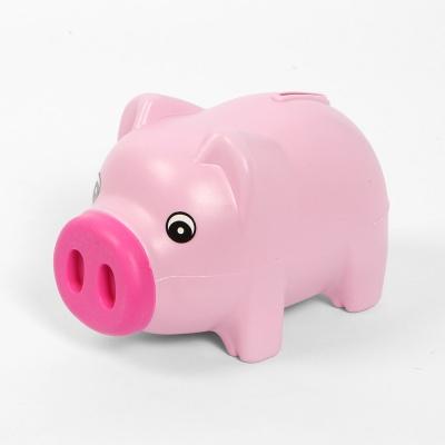 통통 파스텔 돼지 저금통(핑크)
