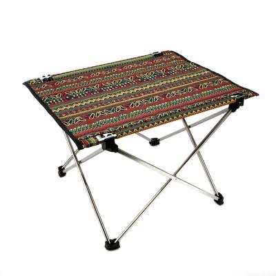 미니 포리 테이블 패턴