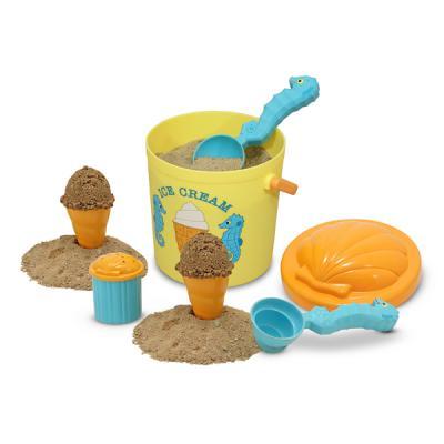 해마 모래놀이 아이스크림 세트