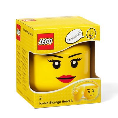 [레고 스토리지] 레고 헤드 정리함 걸 (S)