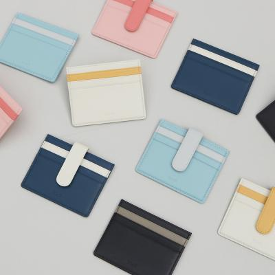 D.LAB Lina card wallet - 5color (2type)