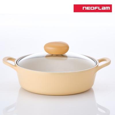 네오플램 플랑 IH 인덕션 냄비 전골 22cm