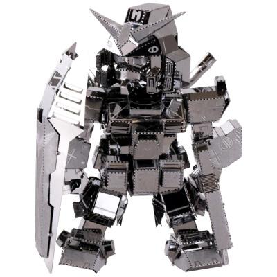 [3D퍼즐마을][MU] YM-N005 스페이스 로봇-실버
