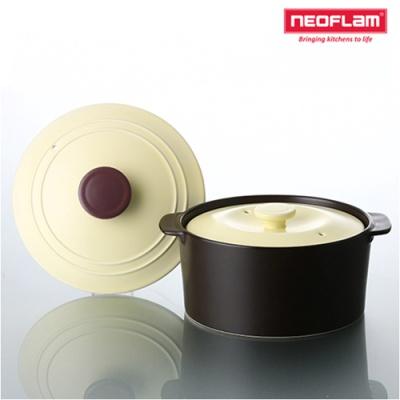 네오플램 뚝배기 영양 밥솥 댄디 20cm