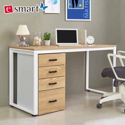 스틸 테이블1200x800+책상서랍장 세트