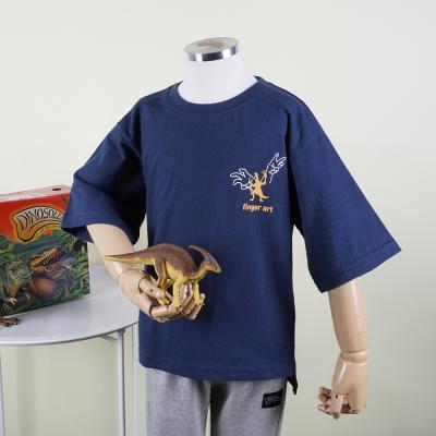 [다이노솔즈] 언밸런스 트임 창의력 자극 공룡 핑거아트 키즈 5부티 BL