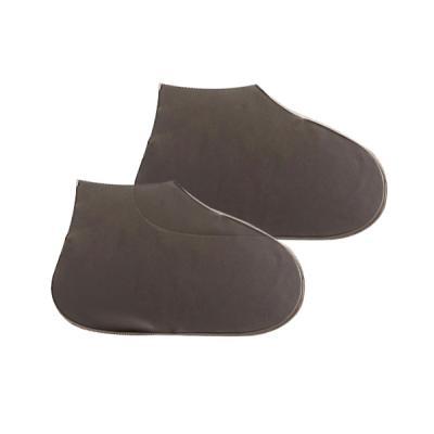 장마철 여행휴대용 PVC 방수 슈즈 신발 레인커버 SC10