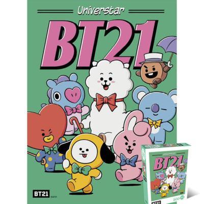 500피스 BT21 포스터 DW746153