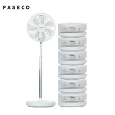 파세코 접이식 폴딩형 9인치 무선 DC팬 화이트