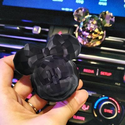 디즈니 미키 미니 차량용방향제 4color