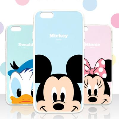 [Disney]디즈니 파스텔 젤 하드 케이스 - 아이폰7플러스/7/6S/6S플러스