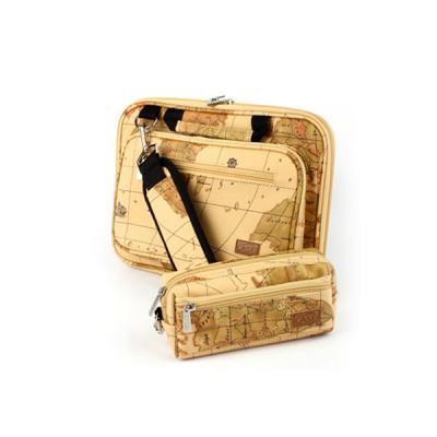 노트북가방 14.1인치(포켓형) 콤롬부스 브라운