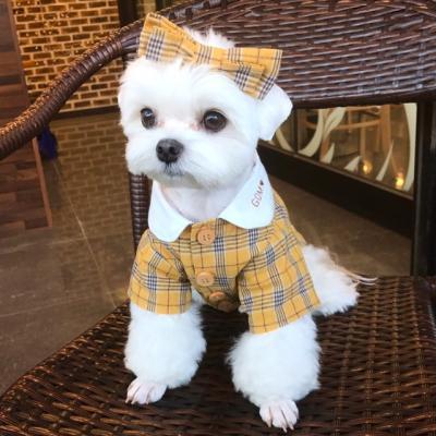 하늘멍멍 핸드메이드 강아지 피넛츠 시리즈 (셔츠)