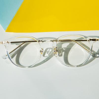 shine 투명 금테 뿔테 안경 뿔테 패션안경 안경테