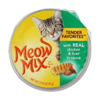 미유믹스 리얼 치킨78g 고양이캔