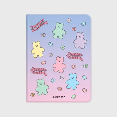 Blossom bear friends-blue/pink(아이패드-커버)