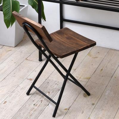 히토리 그란츠 원목 접이식 의자