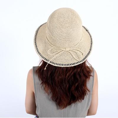 파나마햇 벙거지 모자 여름 바캉스 플로피햇 베이지