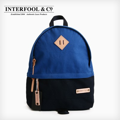 INTERFOOL - Half Two Tone Day Bag (Blue-Navy)