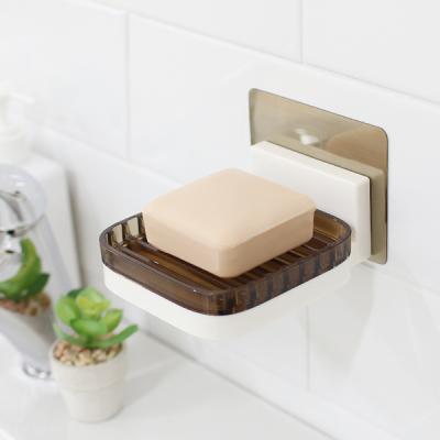 호텔 욕실 인테리어 무타공부착 위생 비누받침대 SD30
