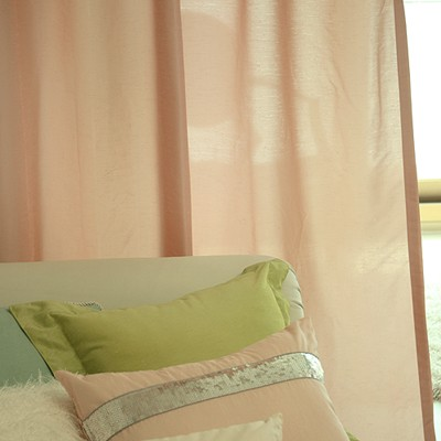 sweet april indian pink curtain