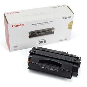 캐논(CANON) 토너 CRG-308 II 6K / Black / LBP3300,LBP3300K,LBP3360 / 최대6,000P
