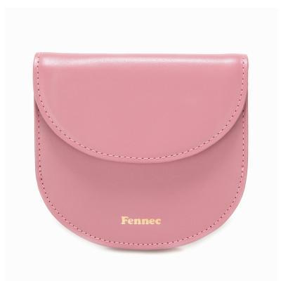 Fennec Halfmoon Wallet 하프문 월렛 003 Rose Pink
