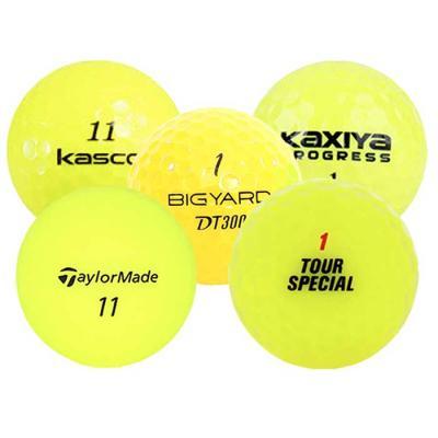 로스트볼 노란색 칼라공 모음 A급 10개 CH1560608