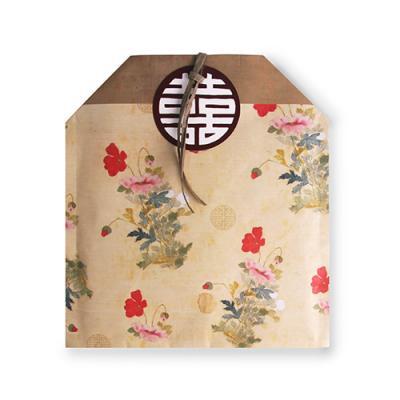 전통민화 화훼도 봉투 (10개)