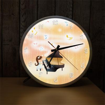 ng145-LED시계액자35R_소녀의꿈속여행C