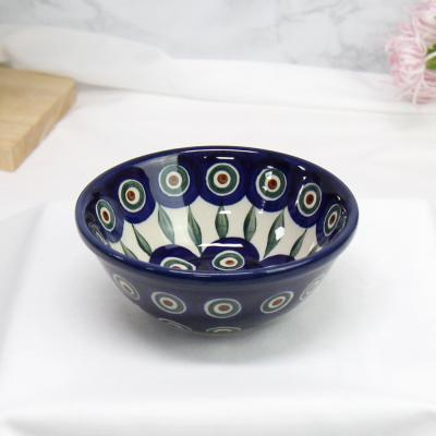 폴란드그릇 아티스티나 밥공기 밥그릇 공기 패턴54