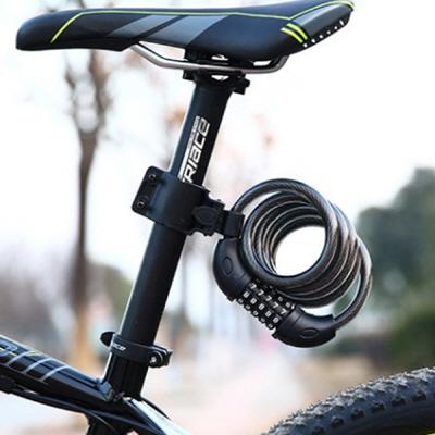PH 자전거용 5단 번호키 열쇠 자물쇠