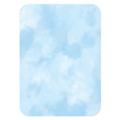 FHC폼아트하드롱 칼라-패턴 201구름 [장/1] 396846