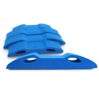 홀도어가드 블루 차량용 쿠션 문콕방지가드 차량용품