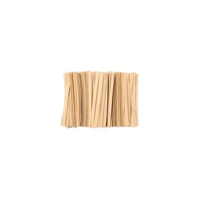 DF 크라프트빵끈(7cm 약1000개) 종이빵끈 무지빵끈