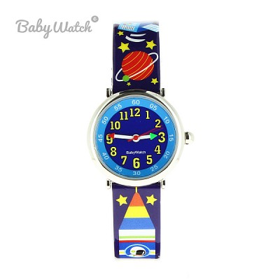 [Babywatch] 손목시계 - COFFRET Espace(우주로켓)