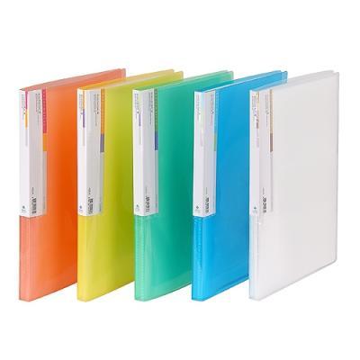 40매클리어화일F423-7 청색 (문화) (개) 84229