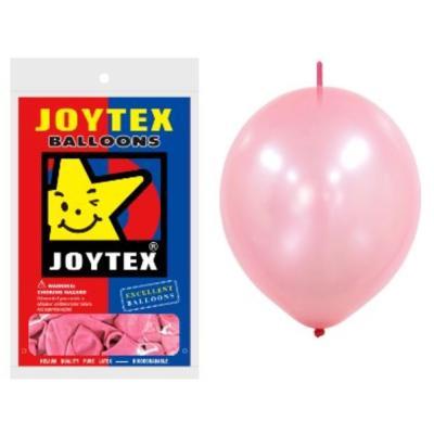 15cm 링커 풍선 펄 핑크 10개입