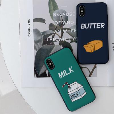 아이폰8 MEAL 카드케이스