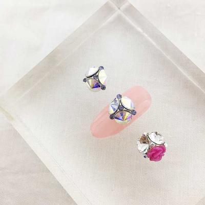 Woman bonita nailparts 큐빅메탈 스왈아트1개 2color