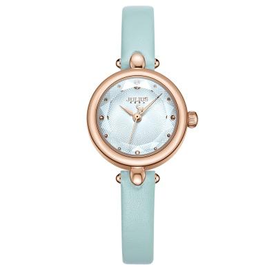 [쥴리어스공식] JA-1080 여성시계 가죽시계